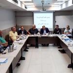 جلسه کمیته فنی شنا  با حضور مسئولان فدراسیون و اعضا در محل سالن کنفرانس استخر ۹ دی برگزار شد.
