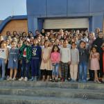 مسابقات شنا به مناسبت بزرگداشت هفته تربیت بدنی ویژه بانوان به میزبانی هیات شنا استان ایلام در استخر آزادی این استان برگزار شد.