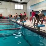 دومین مرحله لیگ شنا استان چهارمحال و بختیاری ویژه پسران به مناسبت گرامیداشت هفته تربیت بدنی  در استخر شنای شهید فاضل شهرکرد برگزار شد.