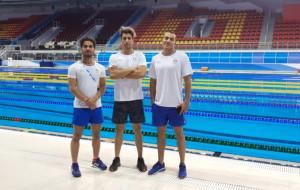 مصاف شناگران ایران با بهترین های دنیا/ بنیامین و مهدی در جمع 20 شناگر برتر روز نخست