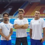 شناگران ایران در سومین روز مسابقات جام جهانی قطر با حریفان خود به رقابت پرداختندو به کار خود پایان دادند.