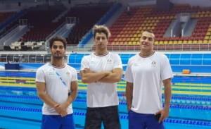 پایان کار شناگران ایران در مسابقات جام جهانی قطر
