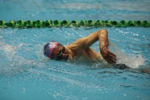 گزارش تصویری_مسابقات شنا بزرگسالان جام هفته وحدت