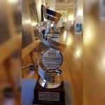 فدراسیون شنا در پیامی به شبکه ورزش دریافت جایزه ویژه جشنواره بین المللی فیلم و برنامه های تلویزیونی ورزشی میلان را تبریک گفت.