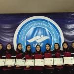 مرحله نخست مسابقات لیگ واترپلو بانوان باشگاههای کشور رده سنی زیر ۱۷ سال به میزبانی استان اصفهان پیگیری و به پایان رسید.