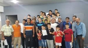 برگزاری مسابقات شنا دانش آموزی استان هرمزگان