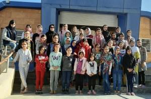 برگزاری مسابقات شنا دانش آموزی دختران و پسران ایلام