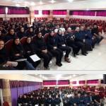 دوره داوری واترپلو استان اصفهان به مدرسی منصور مهذب در این استان برگزار شد.