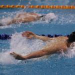 مرحله نخست هفدهمین دوره مسابقات لیگ شنا کشور سال 1398 روز گذشته(جمعه) با پیشتازی شهید هاشمی نژاد مشهد به پایان رسید و تیمهای پرسپولیس و نفت تهران نیز به ترتیب دوم و سوم شدند.