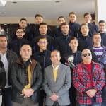 تیم ملی واترپلو جوانان ایران به منظور حضور در مسابقات واترپلو قهرمانی جهان رده سنی زیر ۲۰ سال امروز(سهشنیه) تهران را به مقصد کویت ترک کردند.