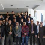 ملی پوشان  واترپلو زیر 20 سال ایران  امروز(سهشنبه) با بدرقه مسئولان فدراسیون تهران را به مقصد کویت ترک کردند.