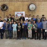دور پایانی لیگ شنا پسران استان خوزستان در رده های سنی ۱۱تا ۱۷ سال برگزار شد.
