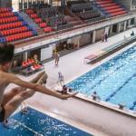 مسابقات شیرجه قهرمانی کشور  در گروههای سنی A,B,C,O چهارشنبه و پنجشنبه (27 و 28 آذر 1398 ) در استخر بین المللی مجموعه ورزشی شهید شیرودی برگزار میشود.