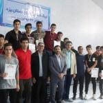 تیمهای یزد پولیکا و کاشی اورست به ترتیب قهرمان لیگ شنای نوجوانان و جوانان استان یزد شدند.