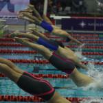مرحله دوم هفدهمین دوره مسابقات لیگ شنا کشور سال ۱۳۹۸ با پیشتازی پرسپولیس به پایان رسید و تیمهای شهید هاشمی نژاد مشهد و نفت تهران نیز به ترتیب دوم و سوم شدند.