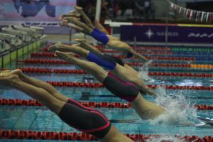 صدر نشینی پرسپولیس در پایان مرحله دوم هفدهمین دوره لیگ شنا کشور
