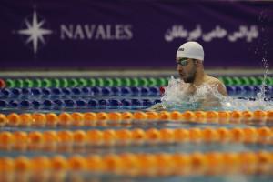 گزارش تصویری(2)_دومین روز مرحله دوم هفدهمین دوره لیگ شنا کشور