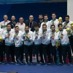 کمیته ملی المپیک نسبت به پیشنهاد فدراسیون جهانی شنا شیرجه و واترپلو برای حذف مسابقات انتخابی المپیک واترپلو اعتراض کرد.