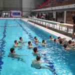 ادامه تمرینات تیم ملی واترپلو ایران جهت حفظ آمادگی خود برای حضور در رقابتهای انتخابی المپیک از صبح امروز(شنبه) آغاز شد.