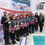 هفتمین دوره مسابقات شنا مسافت کوتاه جام سرداران شهید آذربایجان ویژه دختران در رده سنی ۱۱ و ۱۲ سال با قهرمانی تیم شناگران پیشتاز بانوان 1 به پایان رسید.