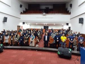 کلینیک پیشرفته مربیگری شنا  با حضور اساتید مطرح هیات علمی دانشگاه و فدراسیون برگزار شد.