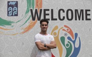 علیرضا یاوری: تیم ملی شنا برای کسب سهمیه المپیک آمادگی داشت