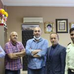 مسئولان تربیت بدنی دانشگاه علوم انتظامی امین و رییس فدراسیون شنا ایران به بحث و تبادل نظر پیرامون استفاده از ظرفیت های مشترک این دو مجموعه پرداختند.