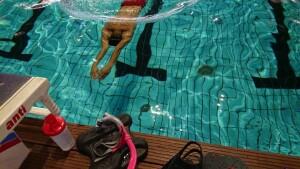گزارش تصویری_آغاز تمرینات ملی پوشان شنا ایران پس از 4 ماه