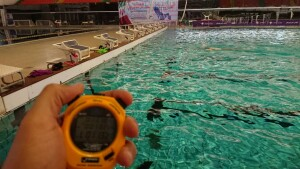 برگزاری مسابقات رکوردگیری شنا و انتخابی تیم ملی آبهای آزاد