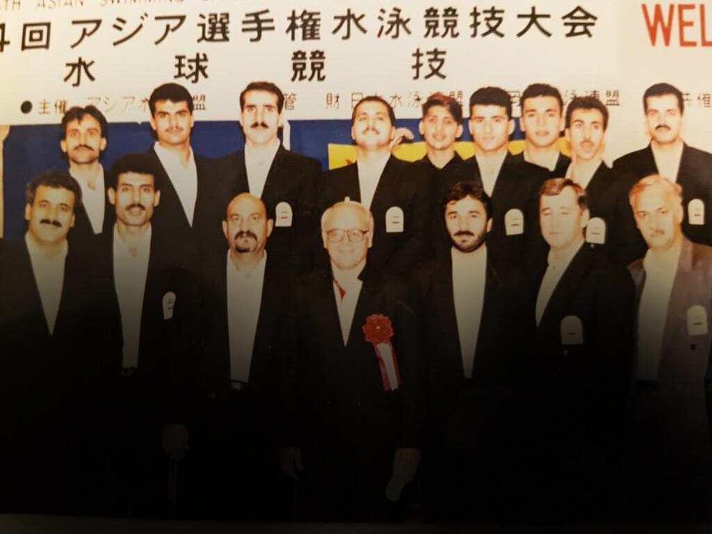 مسابقات قهرمانی آسیا 1991 ژاپن
