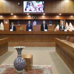 مجمع عمومی فدراسیون شنا امروز(یکشنبه) با رعایت پروتکل های بهداشتی در سالن فارسی اکادمی ملی المپیک برگزار شد.