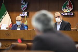 علی نژاد: در واترپلو گام های بلندی برداشته شد/ با کار گلخانه ای در شنا و شیرجه به مدال می رسیم