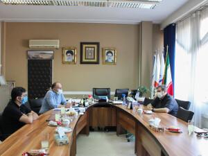 جلسهای امروز(چهارشنبه) به منظور بحث و بررسی درخصوص پروتکل برگزاری تمرینات ملی پوشان و مسابقات رشتههای تحت پوشش در محل فدراسیون برگزار شد.