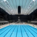 سالن  15 هزار نفری برگزاری رقابتهای شنای المپیک توکیو افتتاح شد.