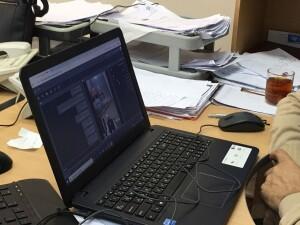 گزارش تصویری _برگزاری آنلاین جلسه کمیته فنی واترپلو