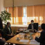امروز (سهشنبه) جلسهای در محل فدراسیون شنا با کارشناسان دفتر توسعه ورزش همگانی وزارت ورزش و جوانان و مسئولان فدراسیون شنا برگزار شد.