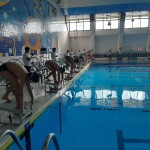 پس از بازگشایی استخرها و رعایت پروتکل های بهداشتی، نخستین مسابقه شنای رسمی کشور در سال 1399 برگزار شد.