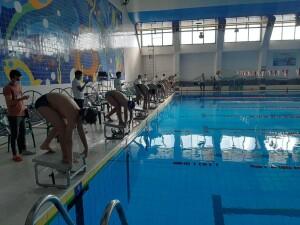 نخستین مسابقه شنای رسمی کشور در سال 1399 به میزبانی اصفهان برگزار شد