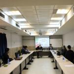 جلسه هماهنگی هجدهمین دوره مسابقات لیگ برتر شنا (جام خلیج فارس) صبح امروز(یکشنبه) برگزار شد.