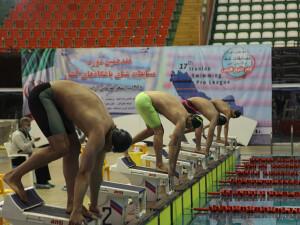 بازگشت امید با برگزاری رقابت های رکوردگیری شنا