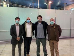 استقبال گرم از چیریچ در تهران