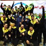 سی امین دوره مسابقات لیگ برتر واترپلو سال ۱۳۹۹ با قهرمانی دانشگاه آزاد اسلامی به پایان رسید، تیم های شهید نوفلاح و رعد پدافند به ترتیب دوم و سوم شدند.