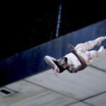 مجتبی ولی پور در روز سوم مسابقات جام جهانی و رقابتهای انتخابی المپیک  با پرش در دور مقدماتی سکوی ۱۰ متر به کار خود پایان داد.