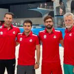 مجتبی ولی پور و حمید کریمی در روز پنجم مسابقات جام جهانی و رقابتهای انتخابی المپیک با پرش در مرحله مقدماتی تخته سه متر به کار خود پایان دادند.