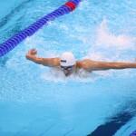 متین بالسینی نماینده شنا ایران در المپیک 2020 توکیو با ثبت زمان 1:59:97 در ماده 200 متر پروانه رکورد ملی این ماده را شکست.