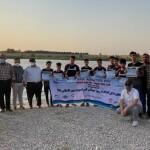 جشنواره شنا به مناسبت بزرگداشت روز جهانی فدراسیون بین المللی شنا در دو بخش آقایان و بانوان در سطح استان خوزستان برگزار شد.