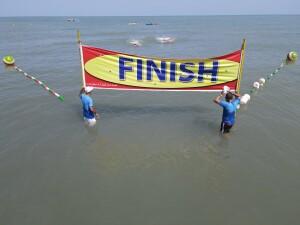 نتایج  مسابقات شنا آب های آزاد  جام شروع دوباره