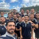 تیم ملی واترپلوی ایران با پذیرایی گرم باشگاه انکا ترکیه و آب هوای خوب شهر استانبول سخت مشغول پیگیری تمرینات و بازی های دوستانه خود هستند.
