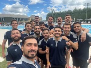 از اردوی تیم ملی واترپلو در ترکیه چه خبر؟