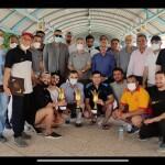 مسابقات شنای آبهای آزاد استان خوزستان انتخابی رقابتهای قهرمانی کشور روز گذشته(یکشنبه) با شرکت 14 ورزشکار از شهرهای آبادان، اهواز و ماهشهر به میزبانی شهرستان ماهشهر برگزار شد.
